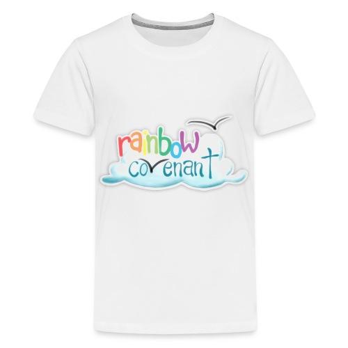 Rainbow Covenant - Kids' Premium T-Shirt