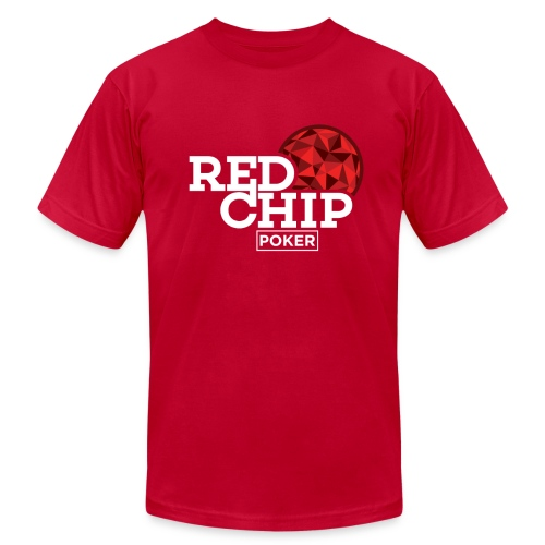 The Official Red-On-Red T-Shirt - Men's  Jersey T-Shirt