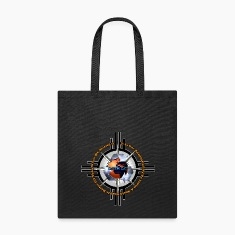 Earth Day Star Burst Tote Bag