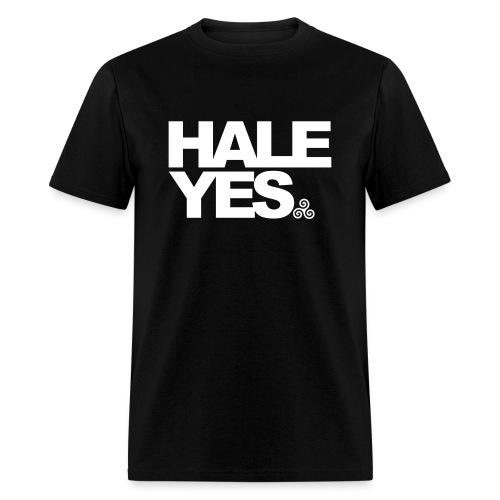 Hale Yes T-Shirt (Men's) - Men's T-Shirt