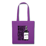 Bags & backpacks ~ Tote Bag ~ Whiskey Cure Irish