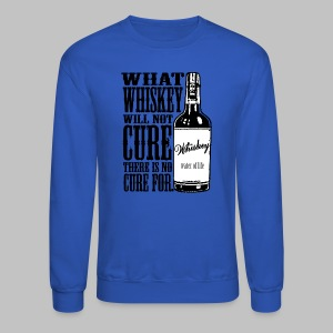 Whiskey Cure Irish - Crewneck Sweatshirt