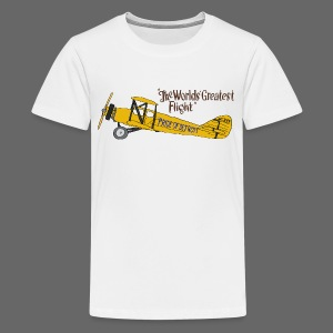 Pride Of Detroit - Kids' Premium T-Shirt