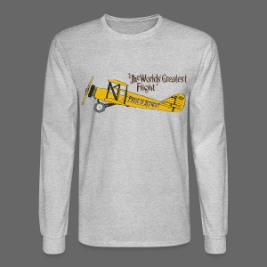 Pride Of Detroit - Men's Long Sleeve T-Shirt
