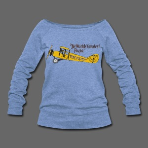 Pride Of Detroit - Women's Wideneck Sweatshirt