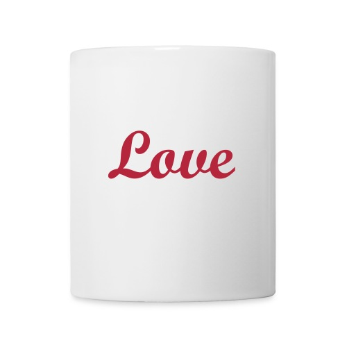 Love All Around - Coffee/Tea Mug
