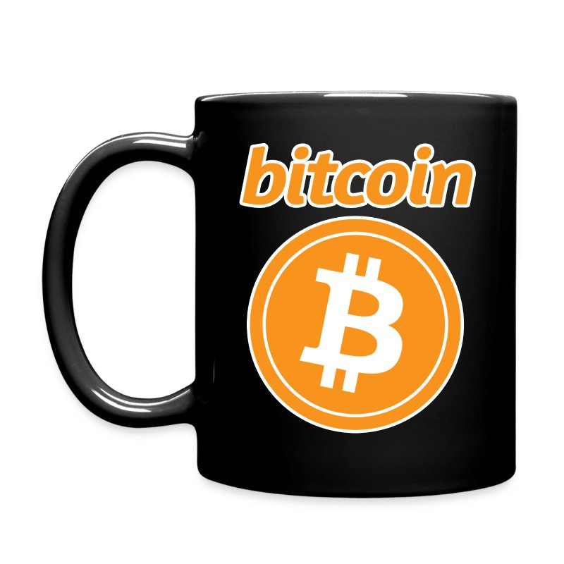 Bitcoin Mug - Full Color Mug