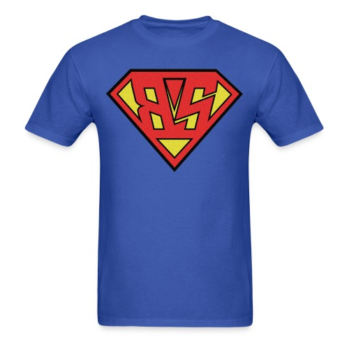 SuperBS - Men's T-Shirt
