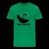 T-Shirts ~ Men's Premium T-Shirt ~ Kim Jong Obliterate