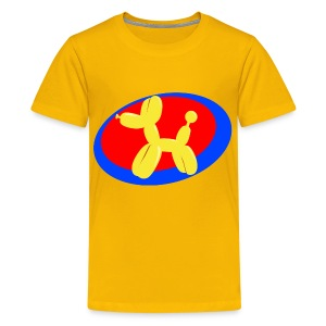 Balloon Dog Shirt - Kids' Premium T-Shirt