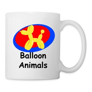 Balloon Animal Mug - Coffee/Tea Mug