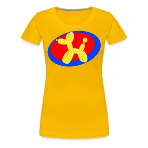 Balloon Dog Shirt - Women's Premium T-Shirt