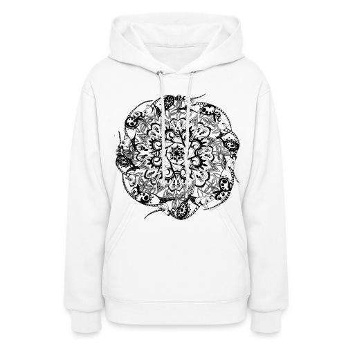 Rat Mandala-Women's Sweatshirt - Women's Hoodie
