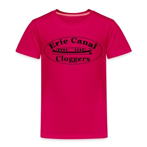 Toddler Pink Tee - Toddler Premium T-Shirt