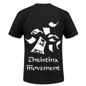 Christina Movement  - Men's Fine Jersey T-Shirt
