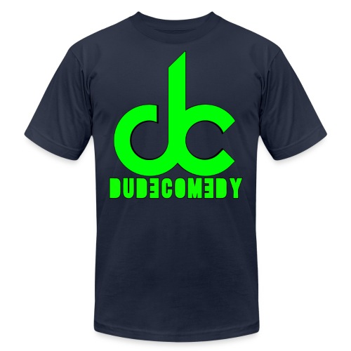 DC DudeComedy - Men's Fine Jersey T-Shirt