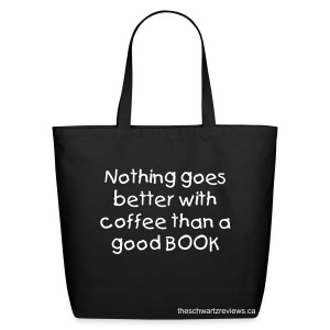 Coffee & Reading Tote - Eco-Friendly Cotton Tote