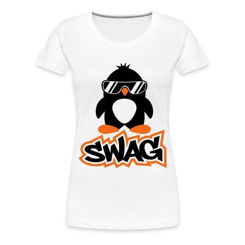 Swag Womens Tee - Women's Premium T-Shirt