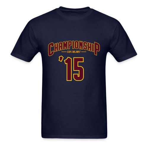 Championship 15 - 2BB - Men's T-Shirt