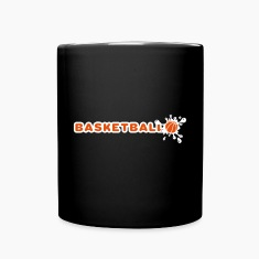 Basketball and Splash Mugs & Drinkware