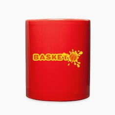Basket and Splash Mugs & Drinkware