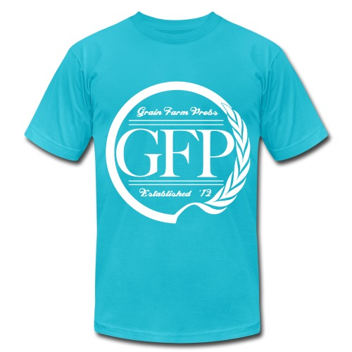 Gas is for washing parts - Men's Fine Jersey T-Shirt