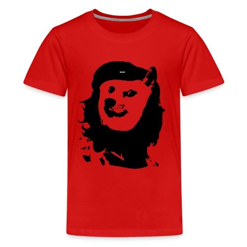 Kids' Premium T-Shirt - Che Guevara Inspired Doge Wow Such Revolution Kid's T-shirt.