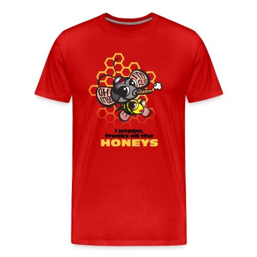 I Poppa - Men's Premium T-Shirt