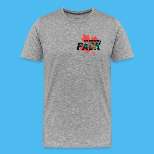 Northern Pack Premium Tee Shirt - Men's Premium T-Shirt