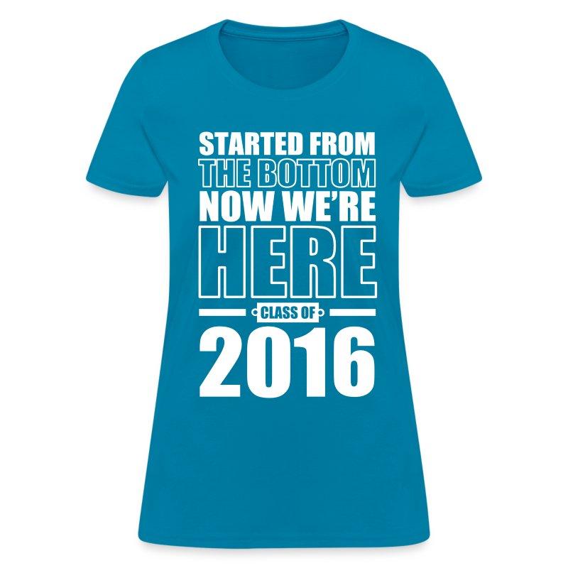 Class of 2016 graduation t shirt spreadshirt for Class of 2016 shirt designs