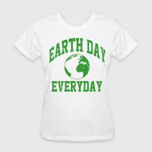 Earth Day Everyday Women's T-Shirts - Women's T-Shirt