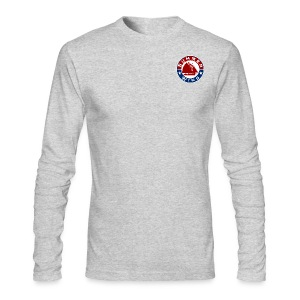 Summer Wind Crew Long Sleeve - Men's Long Sleeve T-Shirt by Next Level
