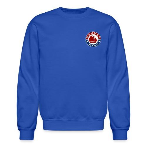 Summer Wind Crew Sweatshirt - Crewneck Sweatshirt