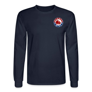 Summer Wind Crew Long Sleeve - Men's Long Sleeve T-Shirt