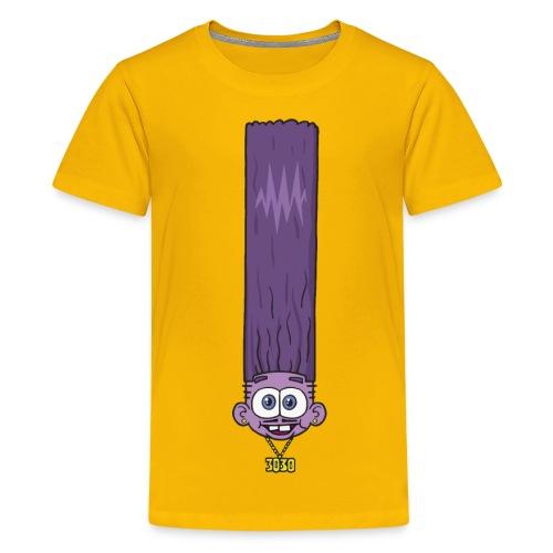 Kid's Gurt 3030 Chain Gold Tee - Kids' Premium T-Shirt