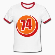 74_1974_birthday T-Shirts