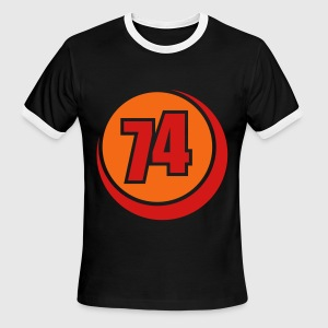 74_1974_birthday T-Shirts - Men's Ringer T-Shirt