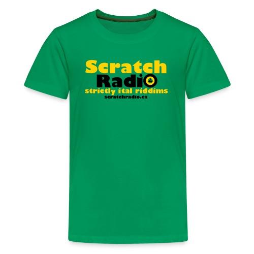 Kids' T - Premium (Green) - Kids' Premium T-Shirt