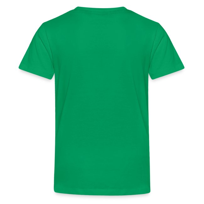 Kids' T - Premium (Green)