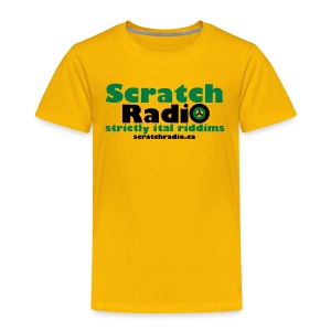 Toddlers' T - Premium (Yellow) - Toddler Premium T-Shirt