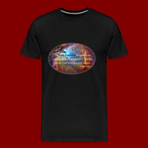 The Mysterious.  - Men's Premium T-Shirt