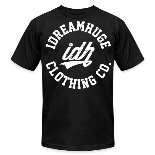 IDH Clothing Co. - Men's Fine Jersey T-Shirt