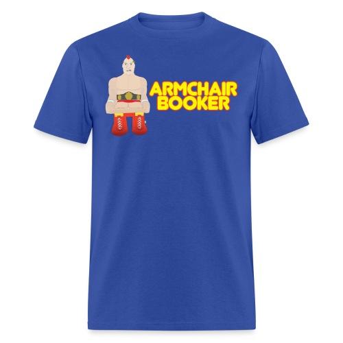 Armchair Booker - Men's T-Shirt