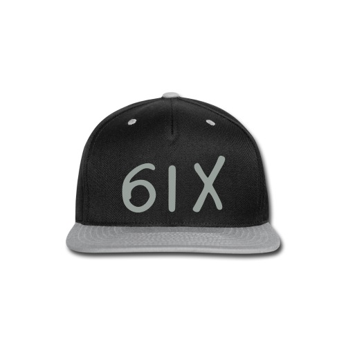 6SNAP - Snap-back Baseball Cap