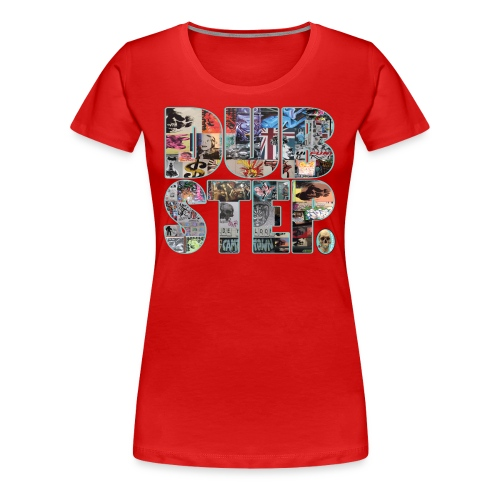 Dubstep - Women's Premium T-Shirt