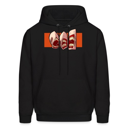 Men's Hoodie - It would please me greatly if you meatbags purchased my products.