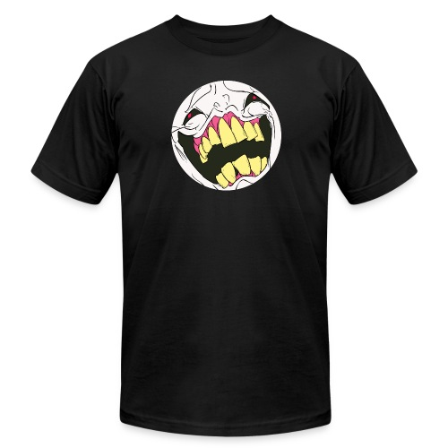Men's  Jersey T-Shirt - It would please me greatly if you meatbags purchased my products.