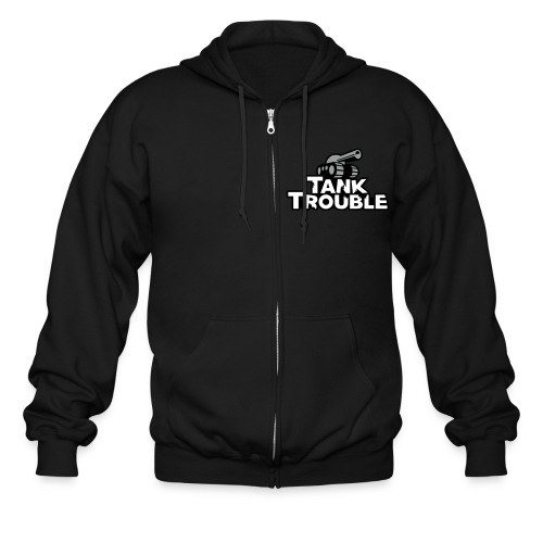 Kickstarter reward - Men's Zip Hoodie