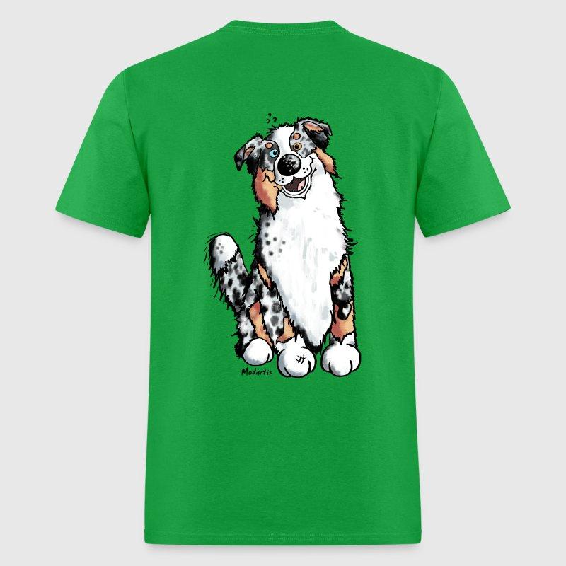 Funny Australian Shepherd TShirt  Spreadshirt