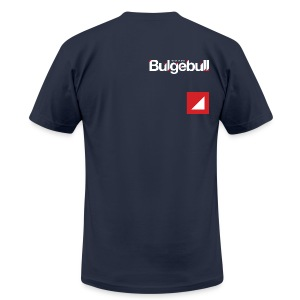 BULGEBULL ICON2 '15 - Men's T-Shirt by American Apparel